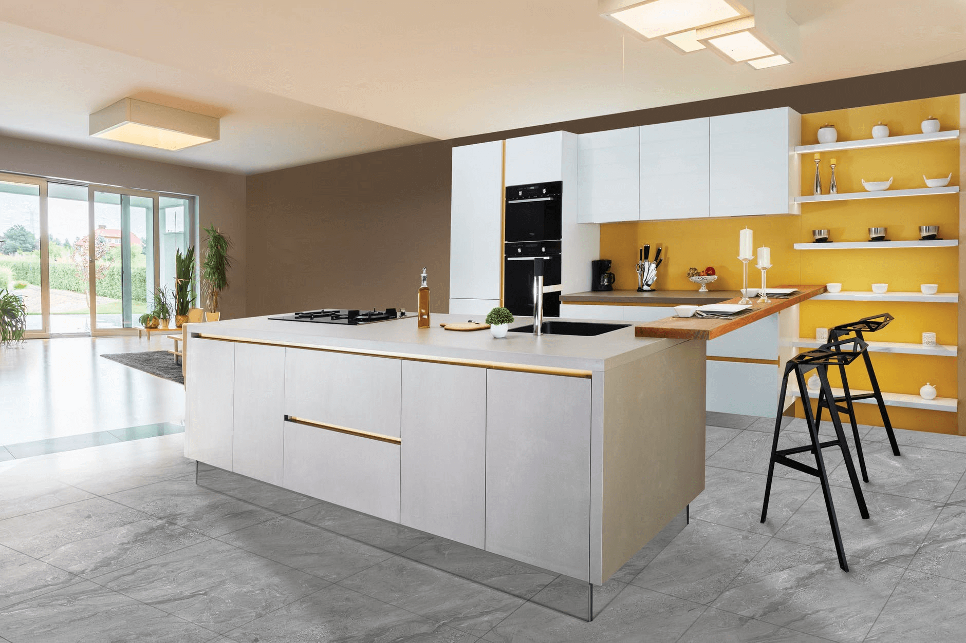 - Upgrade your Kitchen Area with Laminates