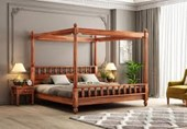 Elegant Bed Frames with Plywood: A Design Gallery - CenturyPly