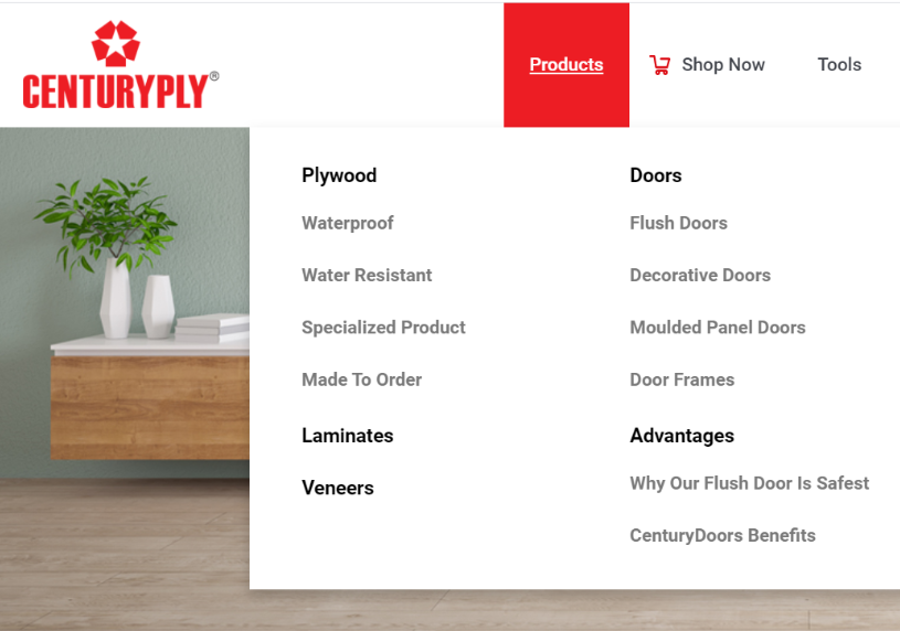A Sneak Peek into the Types of Plywood Offered by CenturyPly