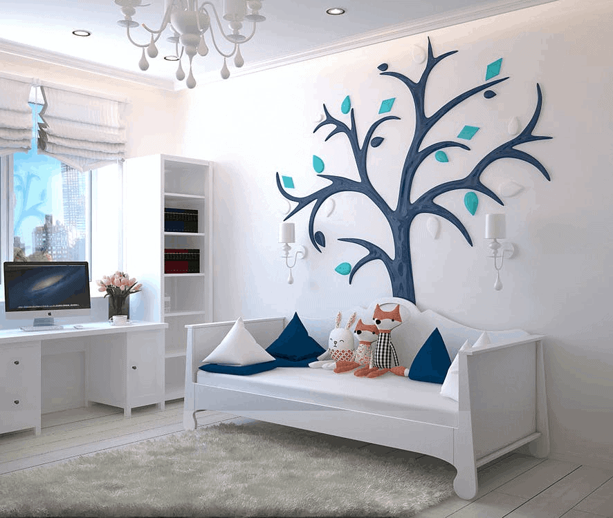 Design a Room your Children will Fall in Love With - CenturyPly