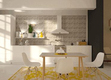 High Pressure Laminates for Kitchen: Design Inspiration - CenturyPly