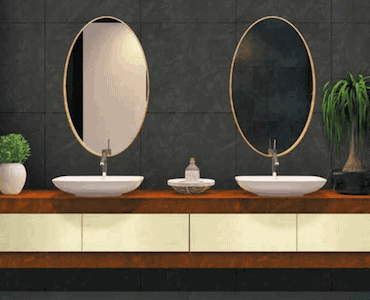 What makes laminates the best choice for surfaces