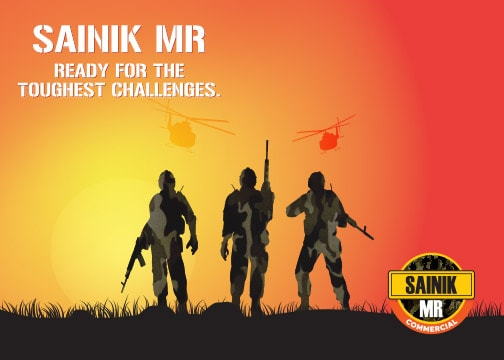 sainik mr