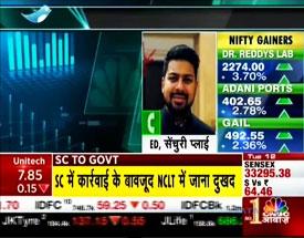 CNBC Awaaz - Bazaaron Ka Haal - Mr. Keshav Bhajanka (12 Dec 2017)